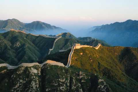 Badaling: Great Wall and Ming Tombs Bus Tour
