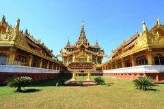 De Yangon: Dia Retorno Tour Para Bago