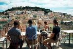 Lisbon 4-Hour Walking Tour with Food and Drink Tasting