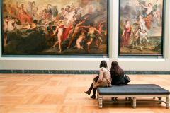 Museu do Louvre: Acesso Prioritário com Guia de Áudio