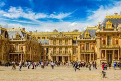 Palácio e Jardins de Versalhes: Ingresso e Guia de Áudio