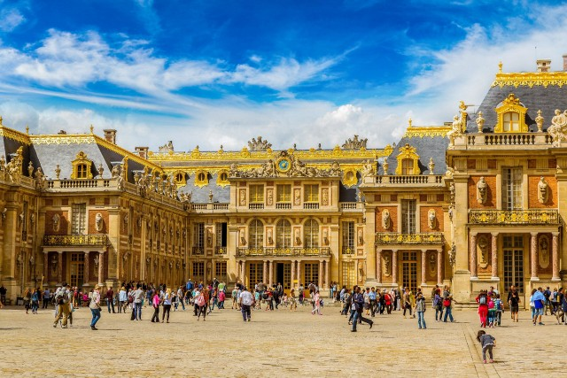 Versailles Palace & Gardens Full Access Ticket & Audio Guide