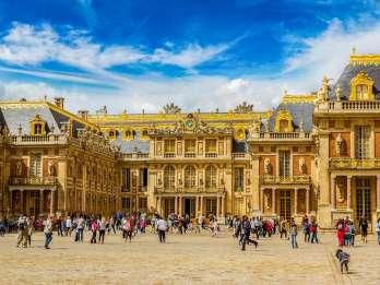 Versailles und Gärten: Ticket mit Audioguide