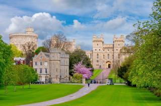 Ab London: Tagestour Windsor, Stonehenge & Oxford
