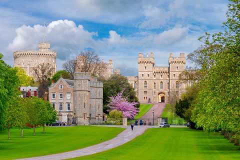 From London: Full-Day Windsor, Stonehenge & Oxford Tour