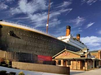 Pigeon Forge: Vorverkaufskarte für das Titanic Museum. Foto: GetYourGuide