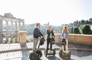 Rom: Altes Rom und Highlights der Stadt 3,5-stündige Segway-Tour