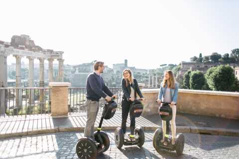 Ancient Rome and City Highlights 3.5-Hour Segway Tour