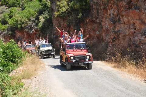 Alanya: Tagestour ins Taurusgebirge und zum Fluss Dim