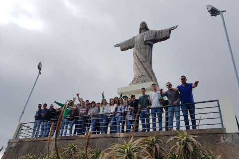 Madeira: Private East Island Tour with King Christ Visit