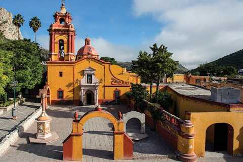 The Wonders of Queretaro: Private Tour from Mexico City
