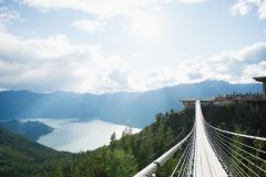 De Vancouver: Sea to Sky Gondola and Whistler Tour