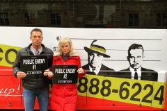 Máfia e Crimes de Chicago: Excursão de Ônibus de 90 Minutos