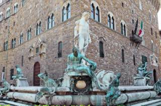 Florenz: Uffizien und Stadtrundgang