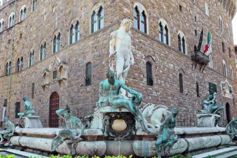 Florence: Uffizi Gallery and City Walking Tour