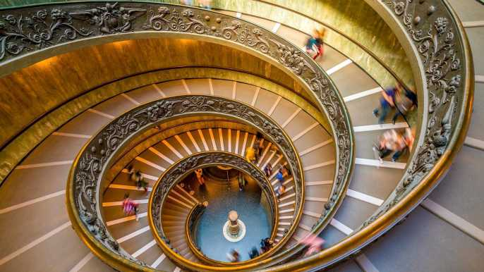 Vatican Museums and St. Peter's Tour including Papal Tombs