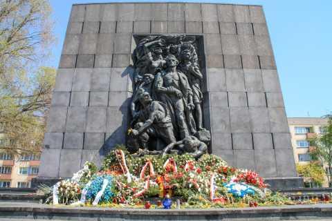 Varsóvia: Excursão Privada do Gueto Judeu