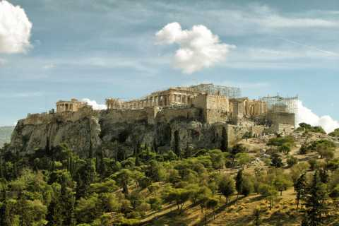 Athens Highlights Private Tour with Acropolis & Lunch