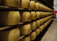 Modena: Parmesan, Balsamico-Essig und Parmaschinken-Tour