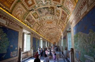 Rom: Vatikan & Sixtinische Kapelle Tour mit VIP-Einlass