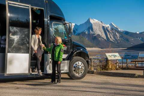 To/From Edmonton Airport: Jasper Shuttle Transfer