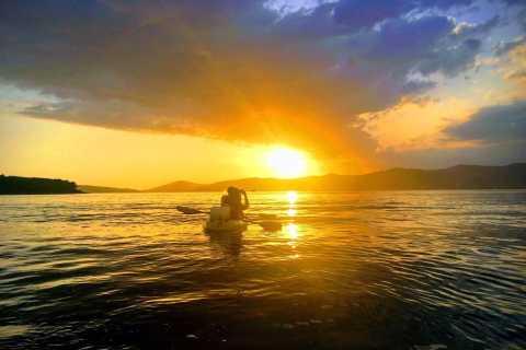 Split: Sea Kayaking at Sunset