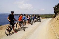 Ibiza: Tour guiado de bicicleta