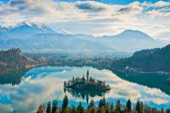 Excursão a Ljubljana e ao Lago de Bled saindo de Zagreb