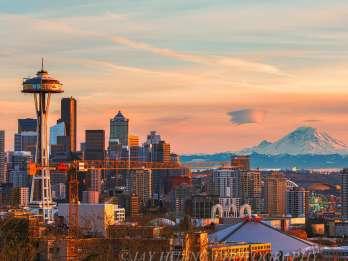 Seattle: Mount Rainier Park - All-Inclusive-Kleingruppentour
