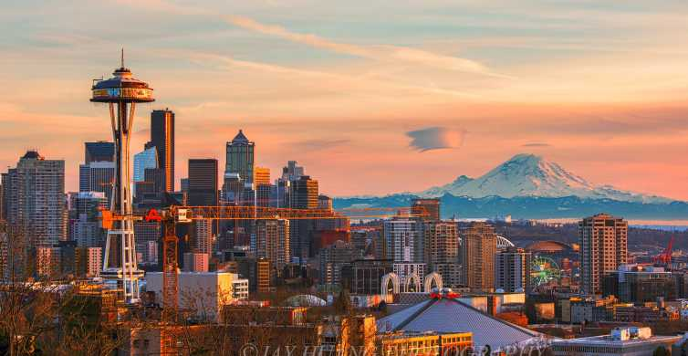 Seattle: Mount Rainier Park All-Inclusive Small Group Tour