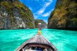 From Koh Phi Phi: Island Hopping and Snorkeling Tour