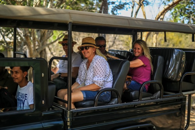 Tangalle: Yala National Park Wildlife Safari