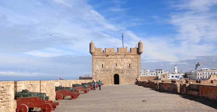 Essaouira: Excursão guiada de meio dia pela cidade velha