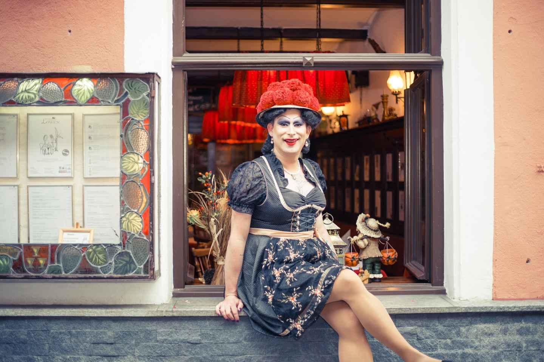 Freiburg: Stadtrundgang mit Betty BBQ