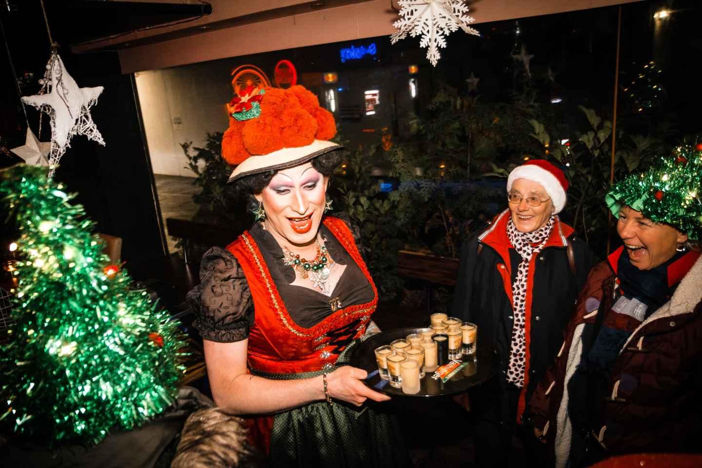 Freiburg: Weihnachtstour mit Betty BBQ
