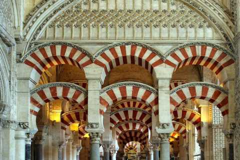 Cordoba: Mosque Cathedral and Jewish Quarter Guided Tour