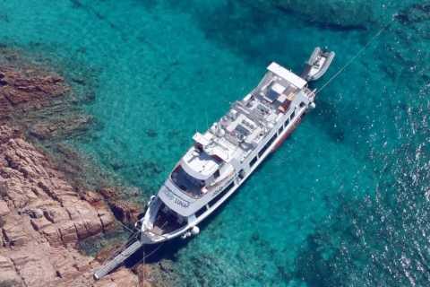 From Palau: La Maddalena Archipelago Full-Day Boat Tour