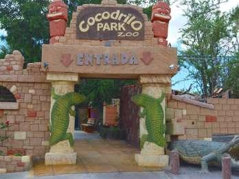 Agüimes: Cocodrilo Park Eintrittsticket