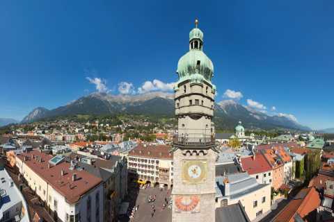 Innsbruck: City Tower Entrance Ticket