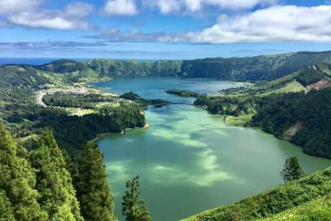 Sao Miguel: Western Half-Day Tour