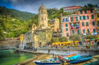 Ab Rom: Privat-Tour nach Pompeji & zur Amalfi-Küste