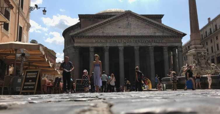 Rome: Private 3-Hour Tour by Chauffeur-Driven Vehicle
