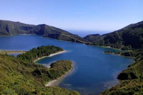 São Miguel: Western and Central Tour with Lunch