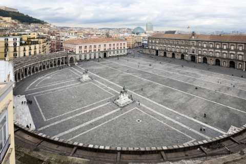 Nápoles: Entrada al Palazzo Reale