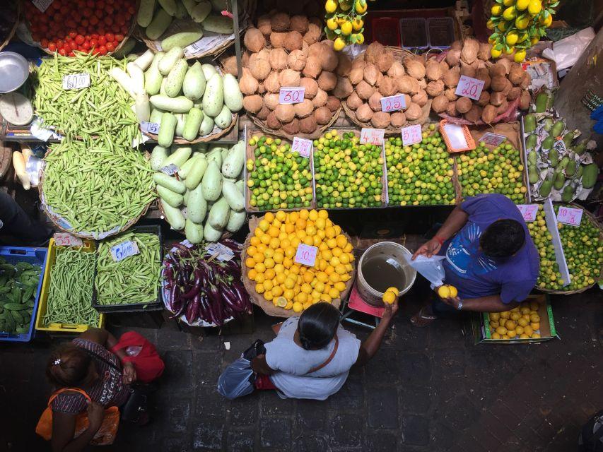 Street Food Tour po Port Louis