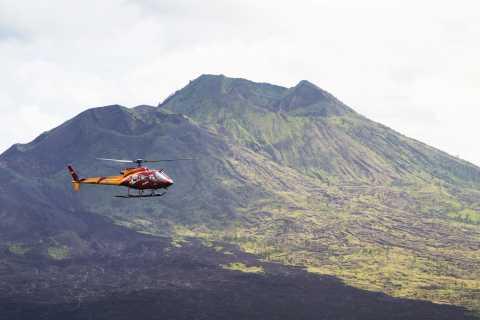 Bali: Kintamani Volcano 30-Minute Scenic Helicopter Tour