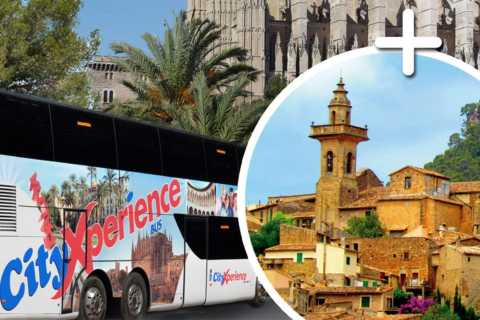 Mallorca: Palma City Experience Self-Guided Tour