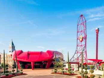 Tagestour ab Barcelona: PortAventura World & Ferrari Land