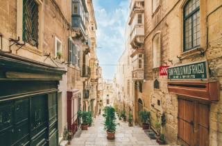 Valletta: Spiel: Geheime Plätze und Geistergeschichten