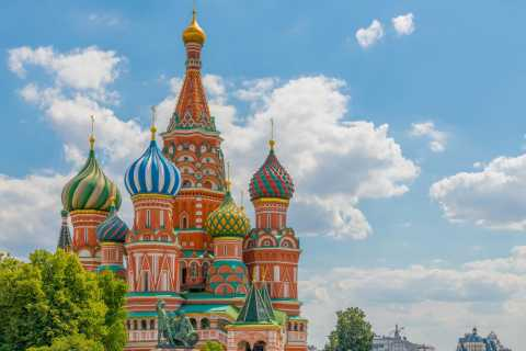 Moscow: Saint Basil's Cathedral and Red Square Private Tour